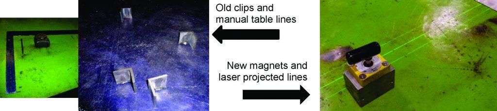 Metal Railings Laser Focus