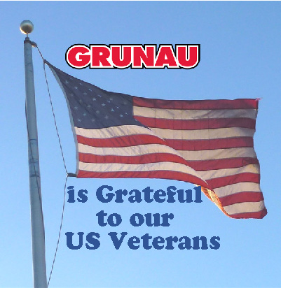 Grunau Veteran Friendly