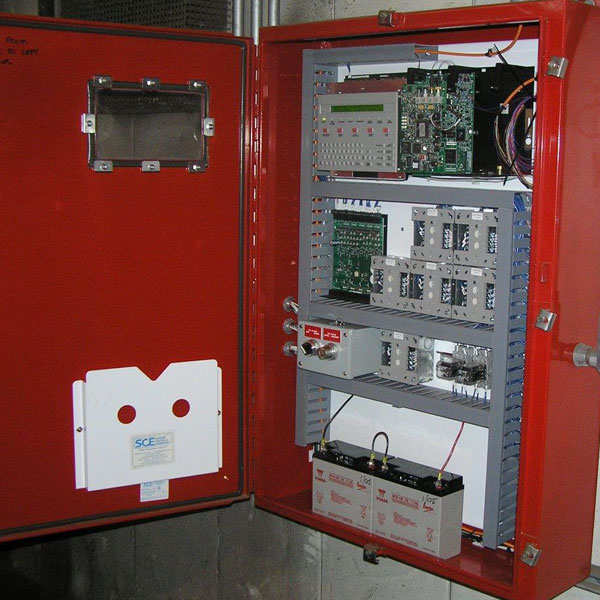 Fire Detection Panel