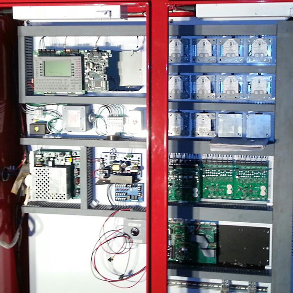Fire Monitoring Panel