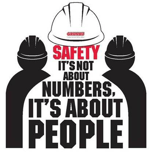 Safety is about people